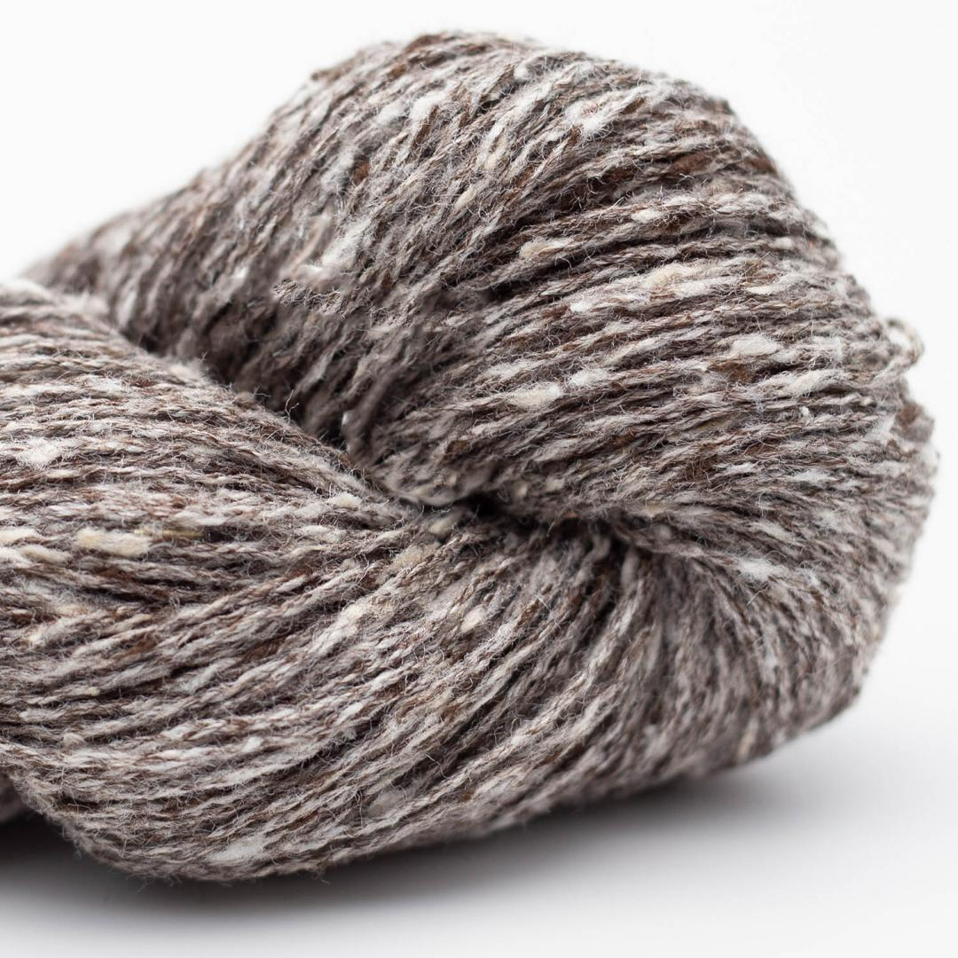 BC Garn Tussah Tweed warm-grey-mix