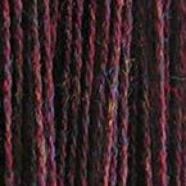 BC Garn Shetland Wool Aubergine