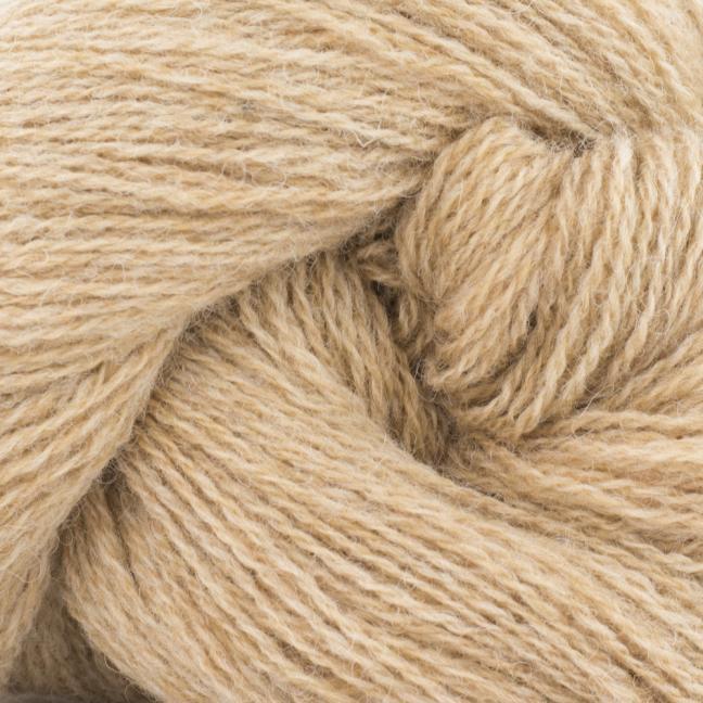 BC Garn Shetland Wool Camel