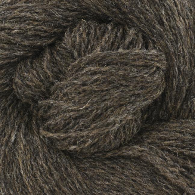 BC Garn Shetland Wool Braun