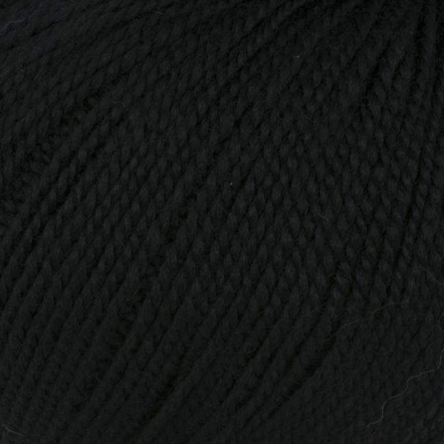 BC Garn Semilla Fino schwarz