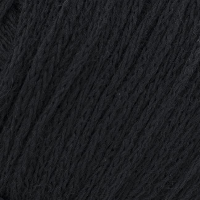 BC Garn Semilla Cablé black