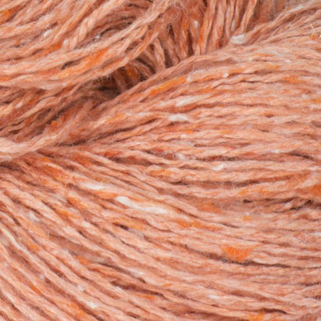 BC Garn Sarah Tweed coral red
