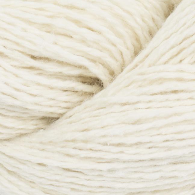 BC Garn Sarah Tweed natural white