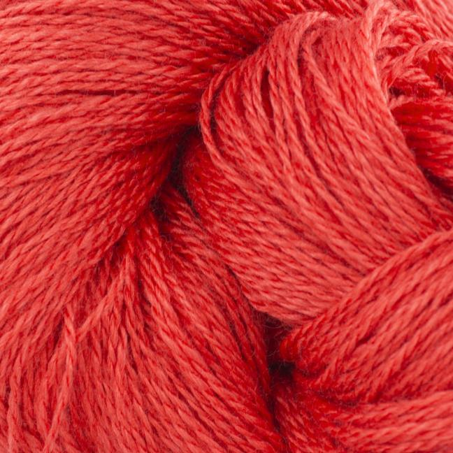 BC Garn Silkbloom Extra Fino fire red
