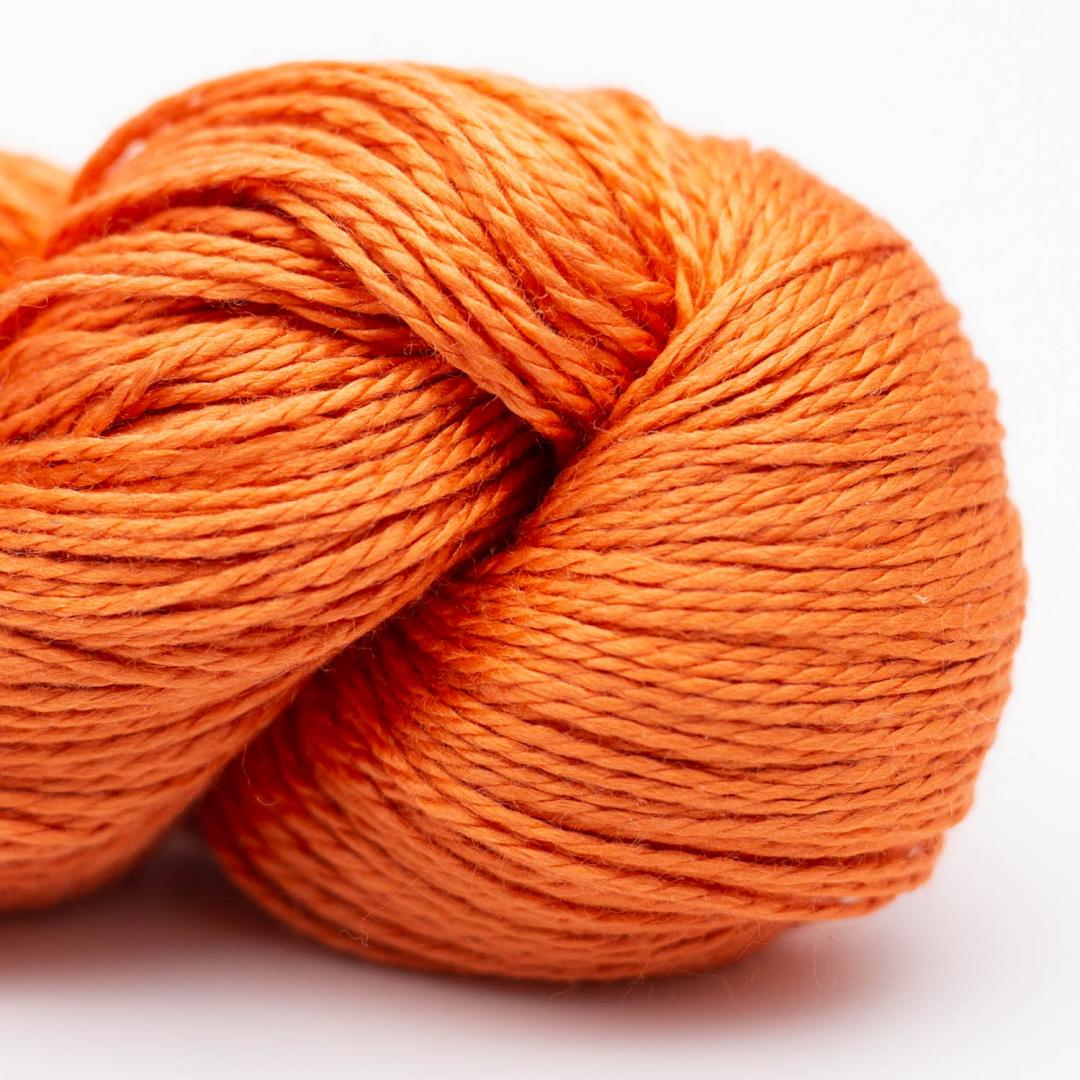 BC Garn Jaipur Silk Fino orange