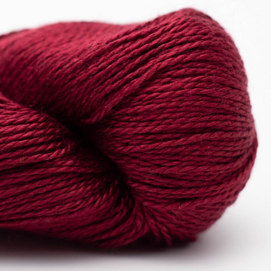 BC Garn Jaipur Silk Fino cherry