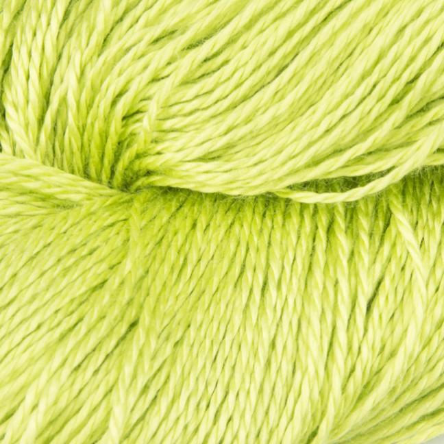 BC Garn Jaipur Silk Fino Maigrün