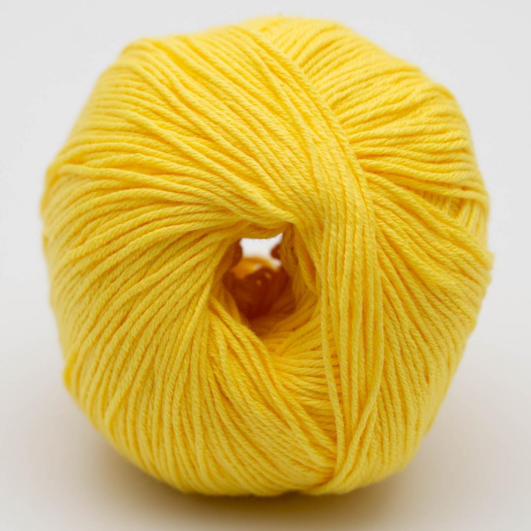 BC Garn Alba sunshine yellow