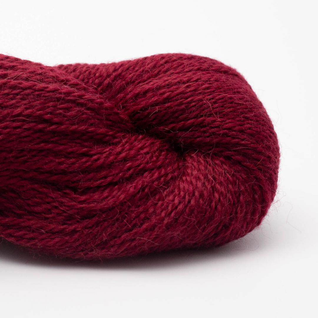 BC Garn Babyalpaca 10/2 wine red