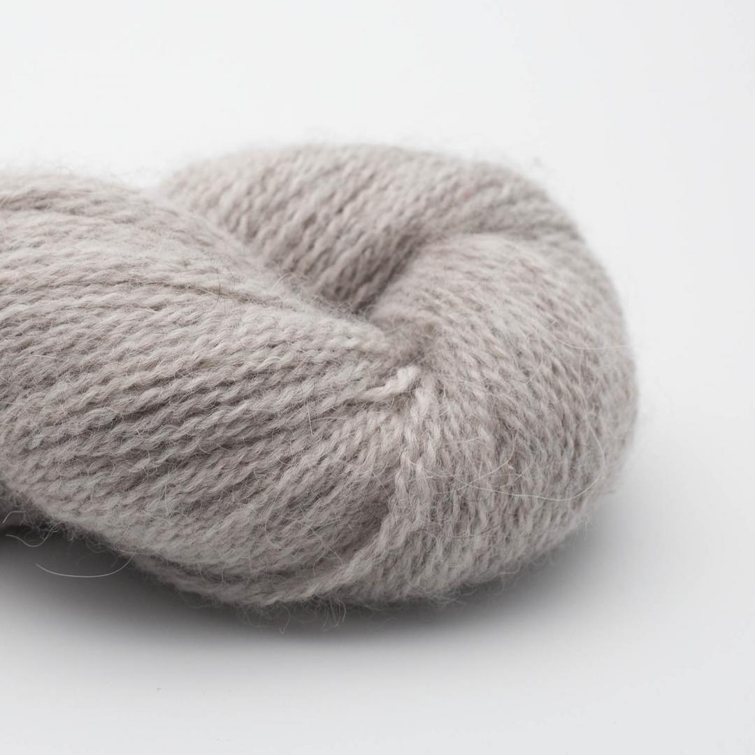 BC Garn Babyalpaca silber (ungefärbt)