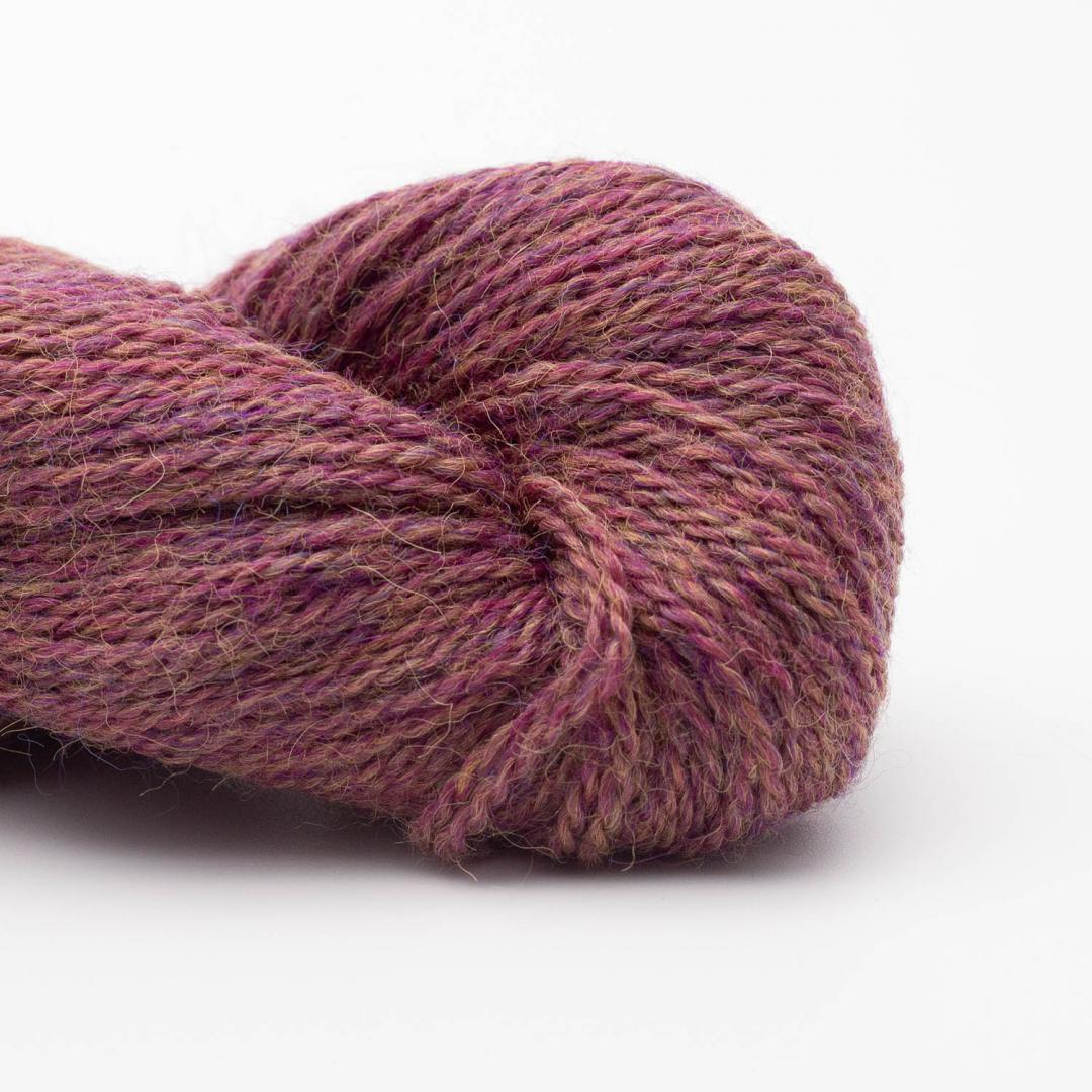 BC Garn Babyalpaca 10/2 taupe heather