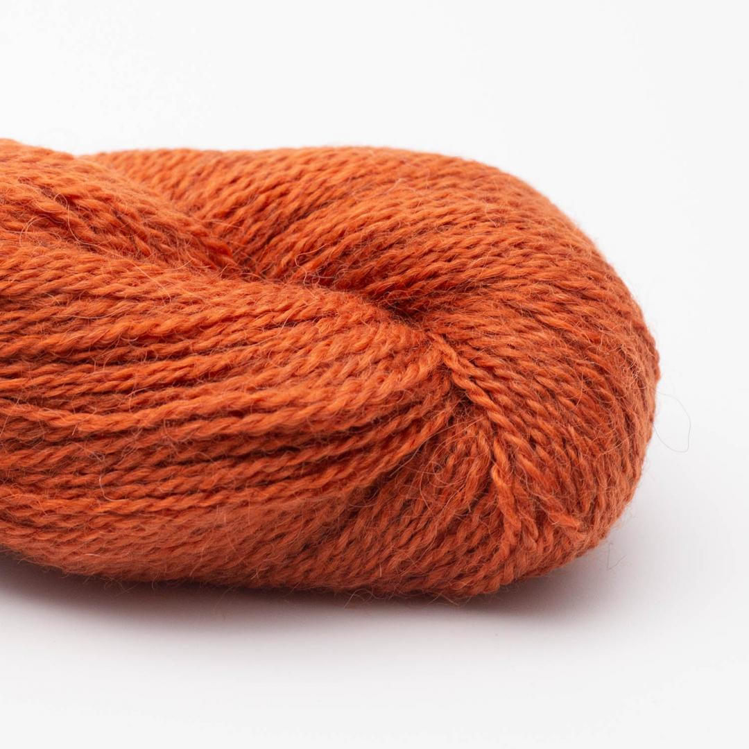 BC Garn Babyalpaca 10/2 rusty red