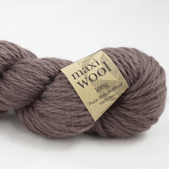 Erika Knight Maxi Wool Milk Chocolate