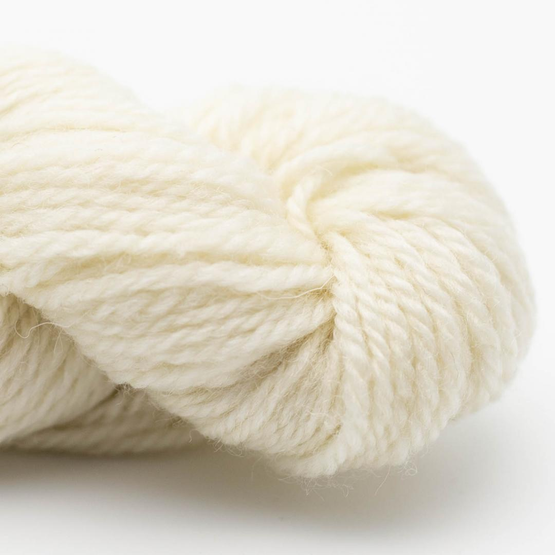 Erika Knight British Blue Wool 25g  Milk