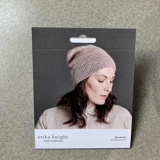 Erika Knight Mønster folder