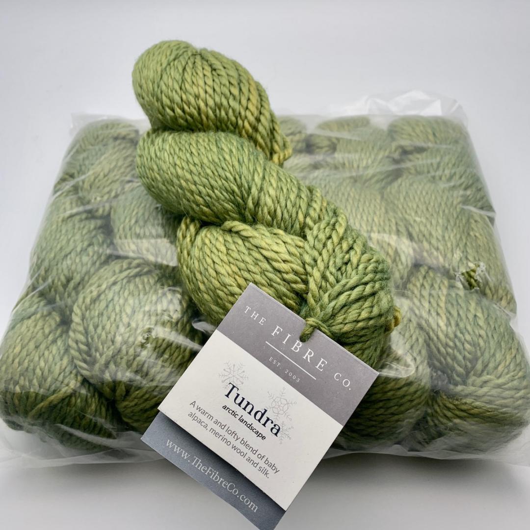 The Fibre Co. Tundra (100g)  Larch