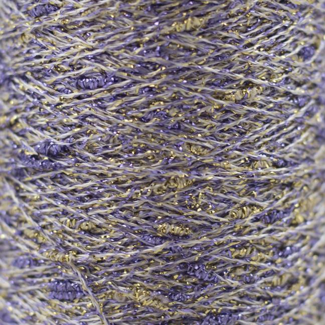 Karen Noe Design Stardust lila-gold