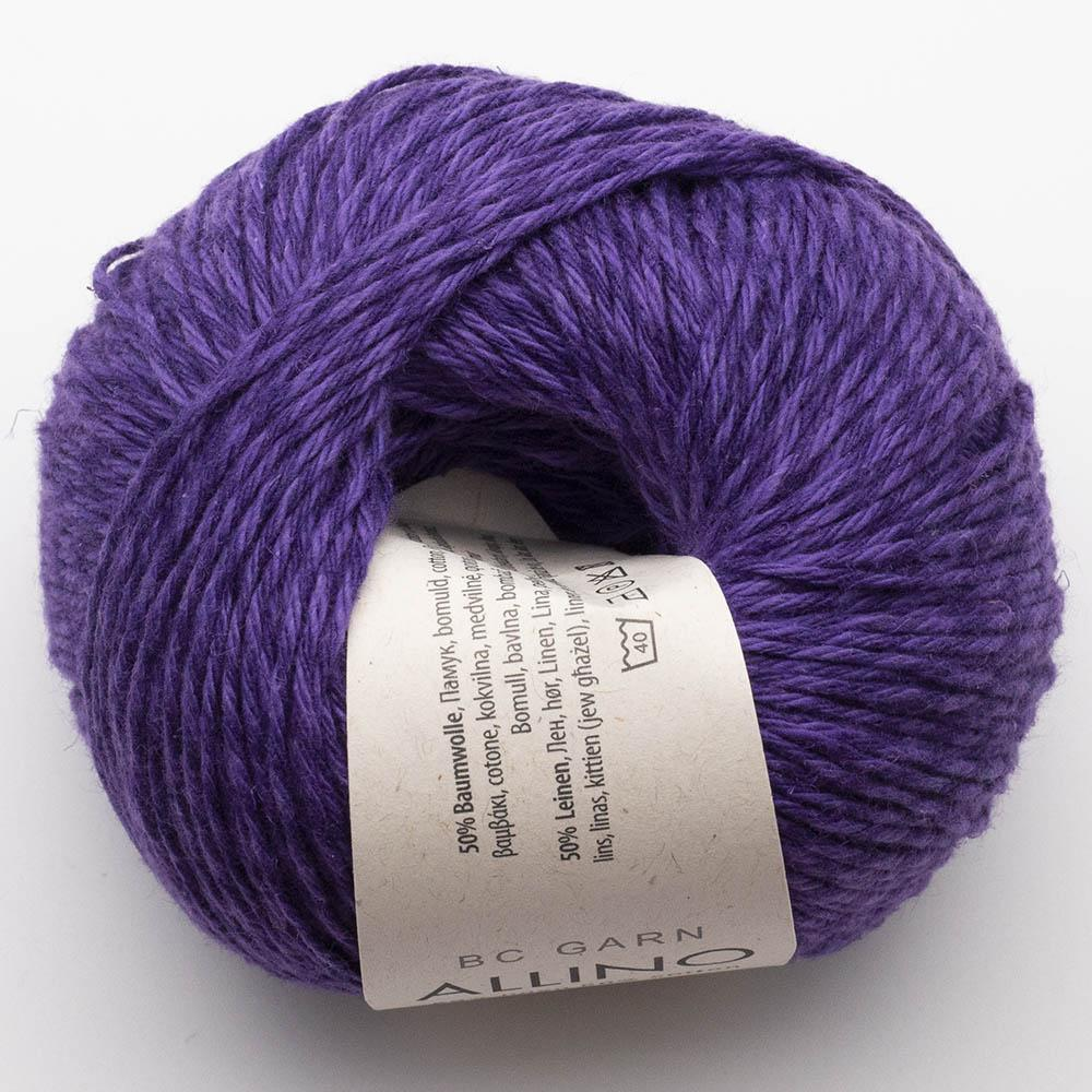 BC Garn Allino purple
