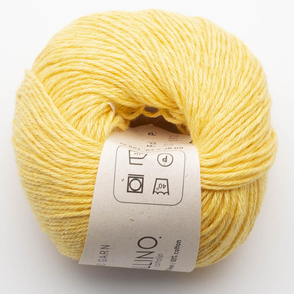 BC Garn Allino yellow