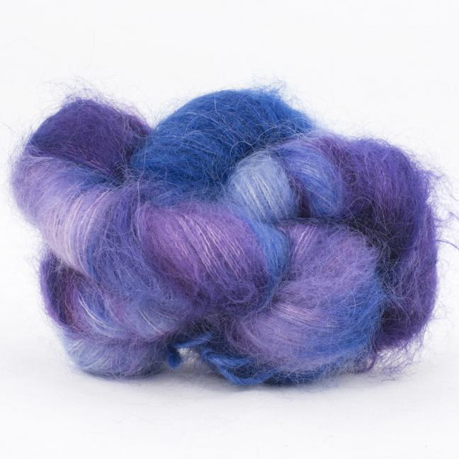 Cowgirl Blues Kid Silk Flerfarvet VioletLilacIcedberryTanzanite
