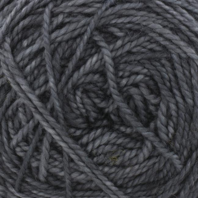 Cowgirl Blues Merino Twist  Charcoal