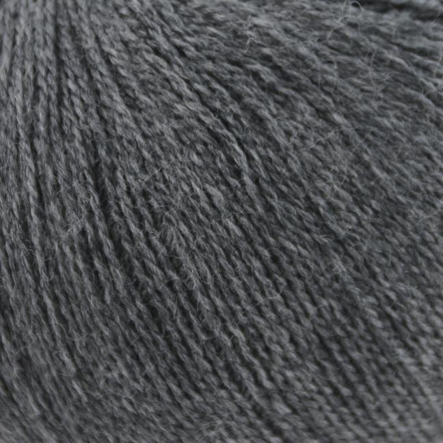 Karen Noe Design Soft touch 3 Mittelgrau
