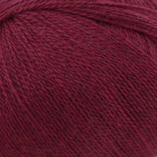 Karen Noe Design Soft touch 3 weinrot