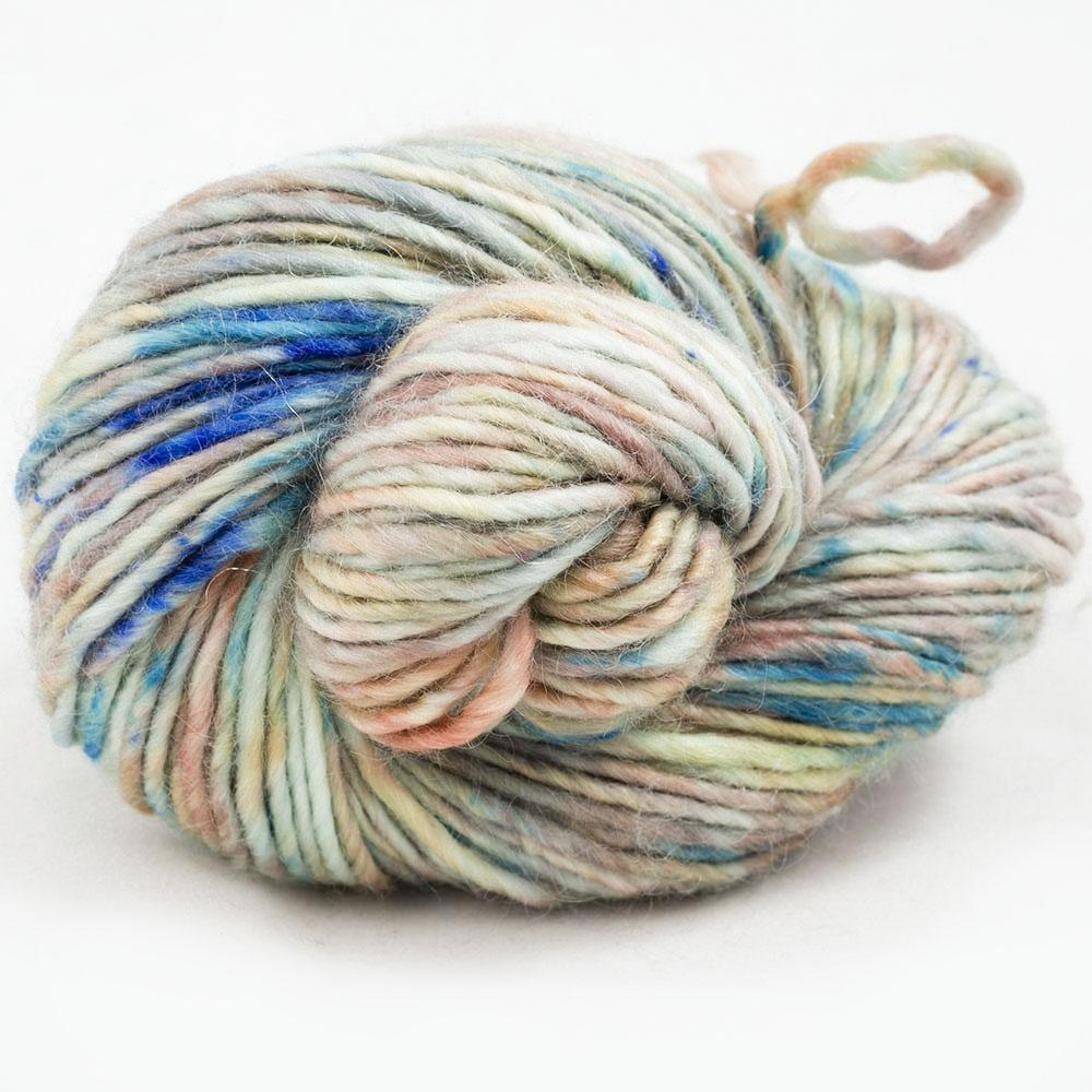 Cowgirl Blues Aran Single Flerfarvet  Shorebreak