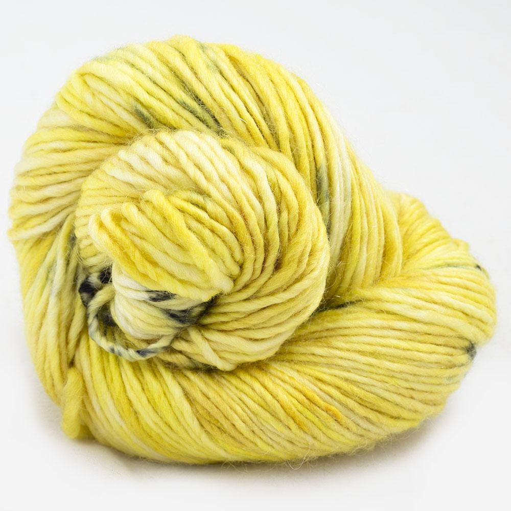 Cowgirl Blues Aran Single Flerfarvet  Limoncello