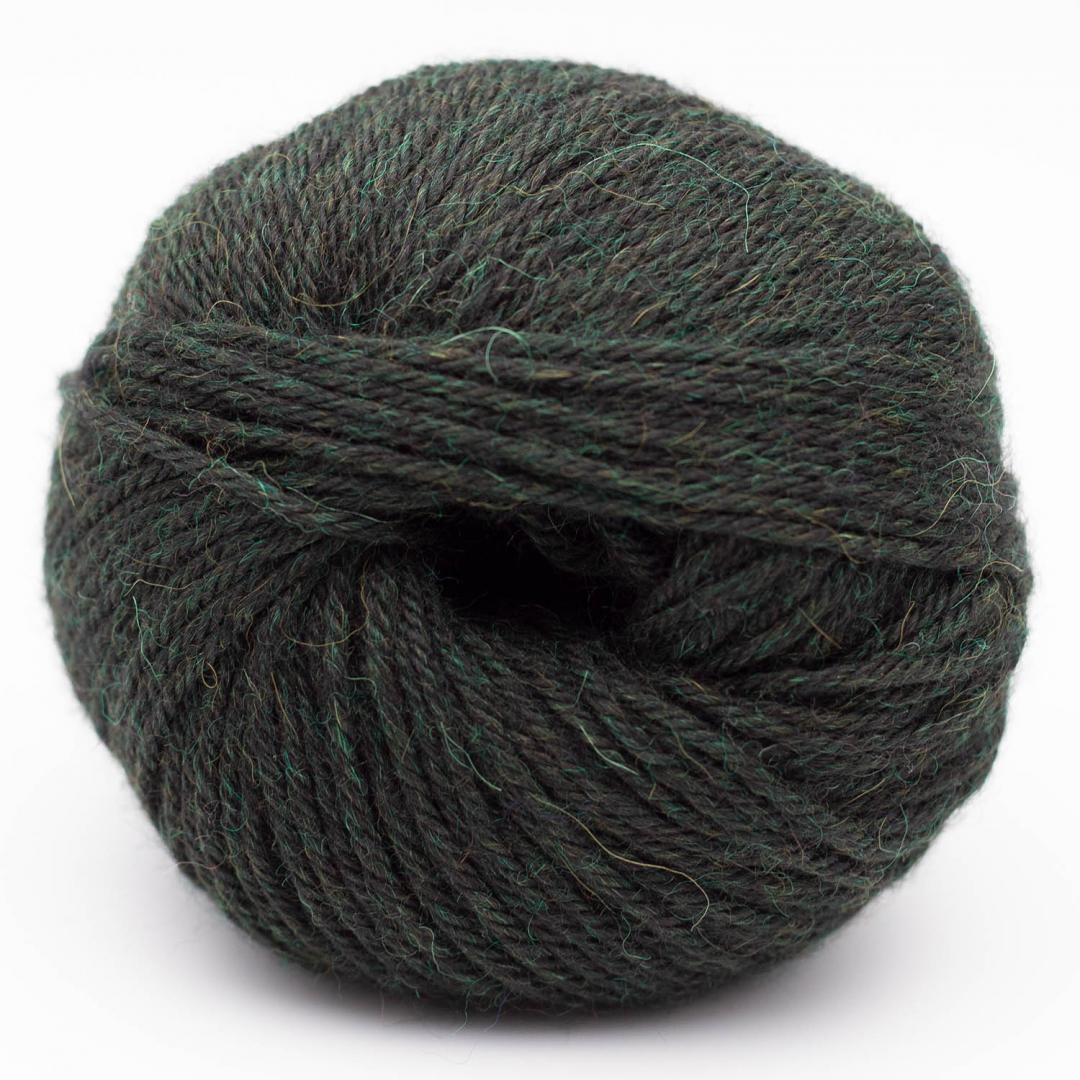 Kremke Soul Wool Baby Alpaca  Waldgrün