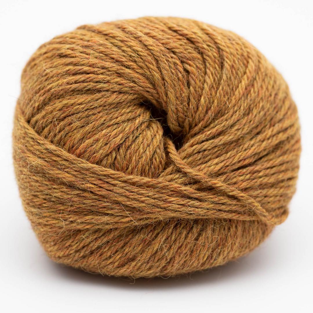 Kremke Soul Wool Baby Alpaca  Ocker