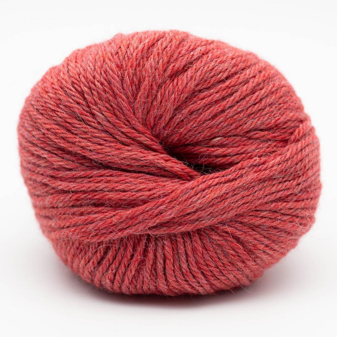Kremke Soul Wool Baby Alpaca  Koralle