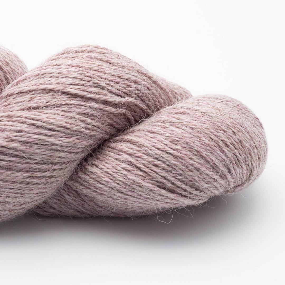 Kremke Soul Wool Alpaca Superfine Fino (100g) Mauve heather