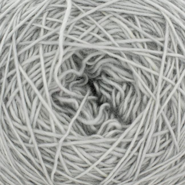 Cowgirl Blues Single Lace Merino Silver Fox