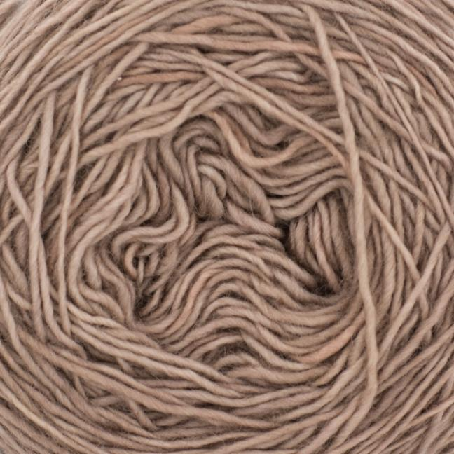 Cowgirl Blues Single Lace Merino Cocoa