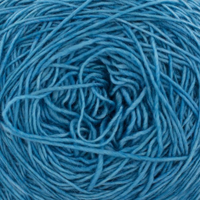 Cowgirl Blues Single Lace Merino Guinea Fowl