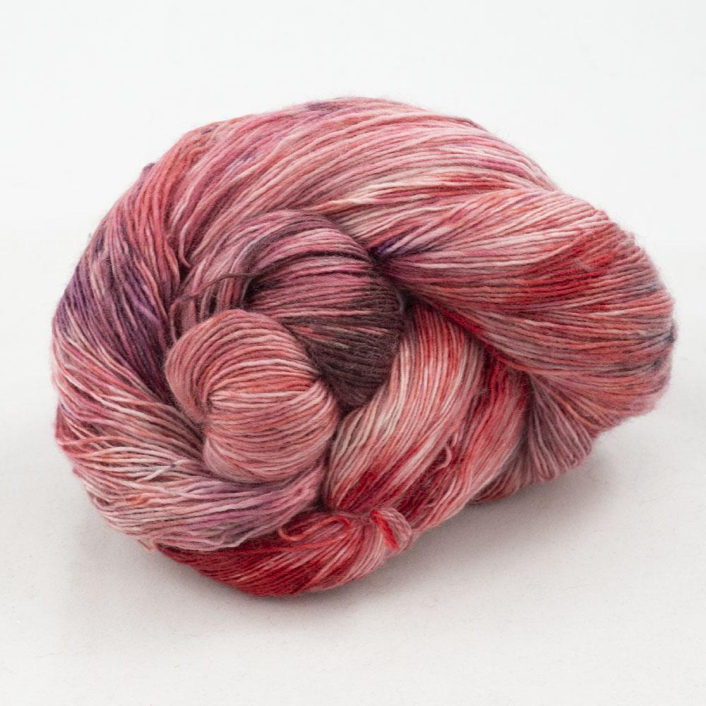 Cowgirl Blues Merino Single Lace Flerfarvet  Protea Pinks