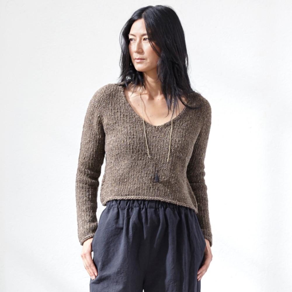 CocoKnits Sweater Workshop by Julie Weisenberger